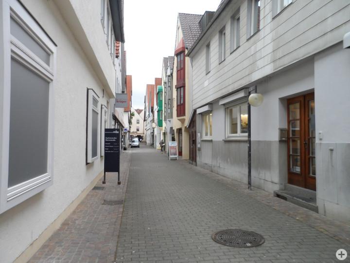 Sophienstraße ostwärts 1