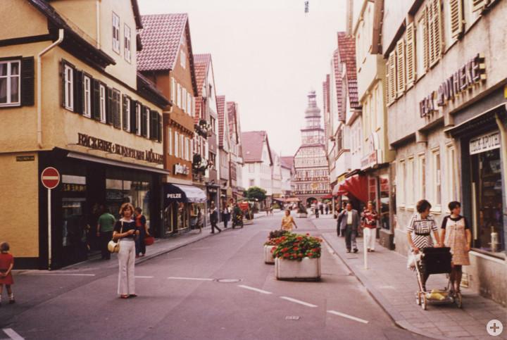 Markstraße 38 (links) (StadtA Ki F 16103)