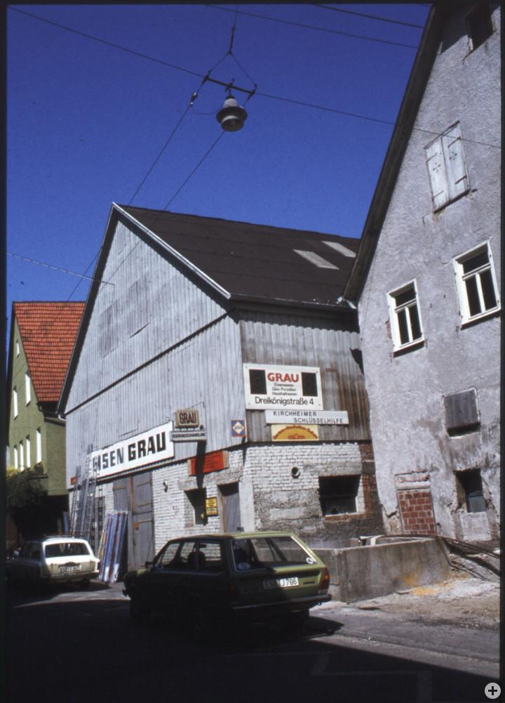 Metzgerstraße 4 (StadtA Ki F 10917)