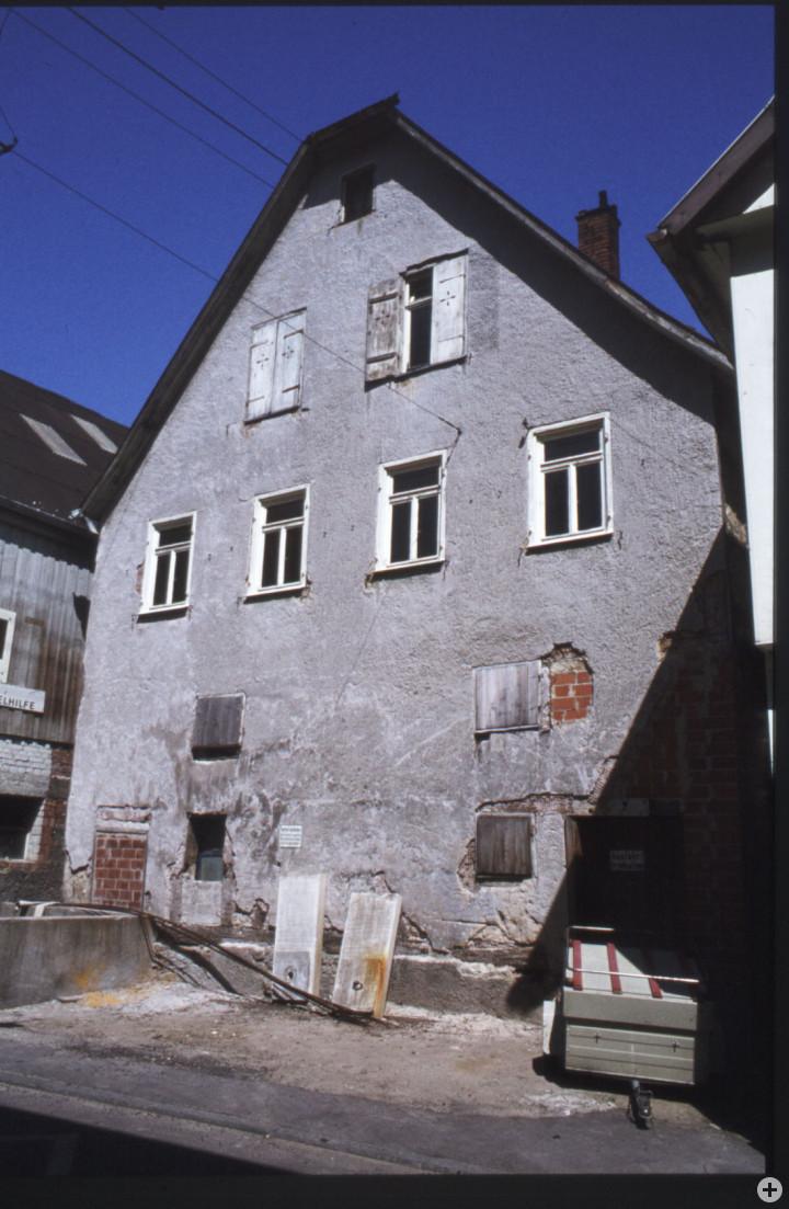 Metzgerstraße 6 (StadtA Ki F 10918)