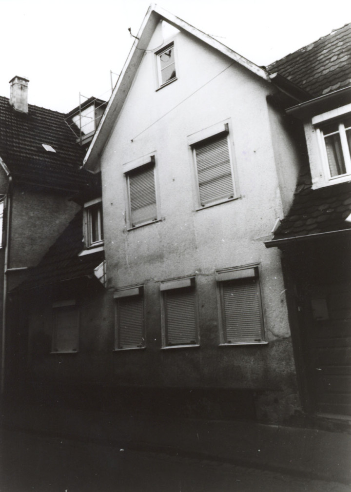 Metzgerstraße 10 (StadtA Ki F 9854)