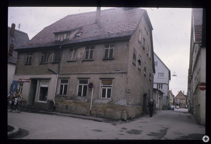Schuhstraße 5 (StadtA Ki F 18431)