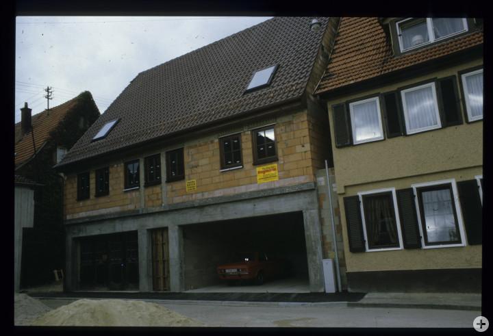 Sonnenstraße 5 (StadtA Ki F 18429)