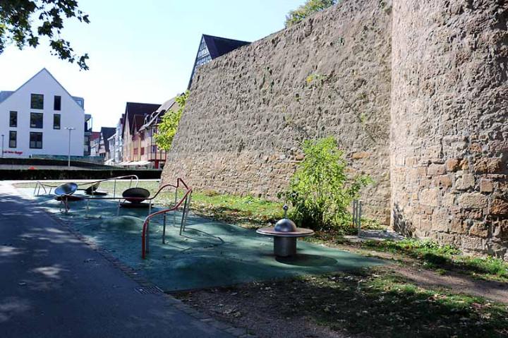 Spielplatz Bastion