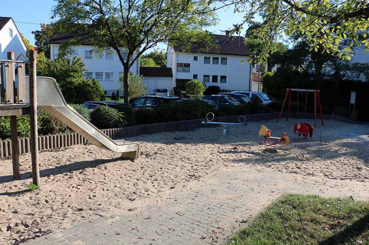 Spielplatz Hohenbohlweg