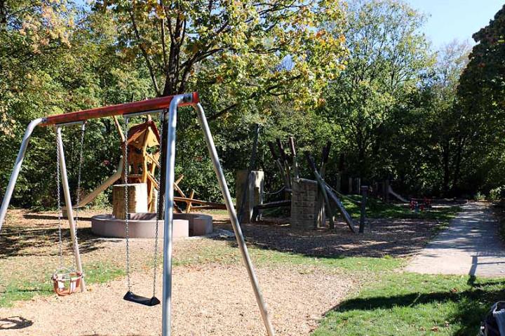 Spielplatz Lindachallee