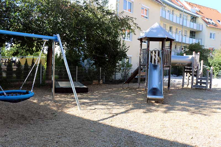 Spielplatz Lohmühlgasse