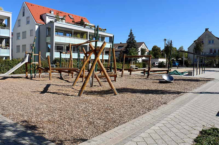 Spielplatz Ludwigstraße