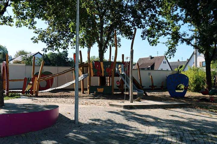 Spielplatz Sudetenstraße