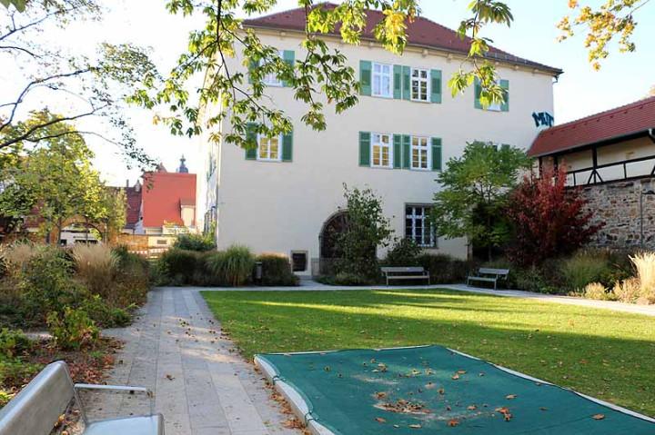 Spielplatz Vogthaus